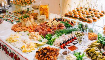 10 Consigli per organizzare un ricevimento con un Catering perfetto
